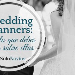 wedding planner boda
