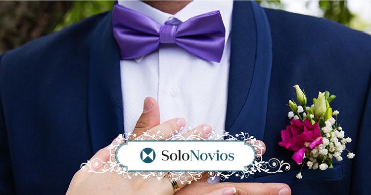 Novios de Solonovios, estas son las tendencias en trajes de novio 2017