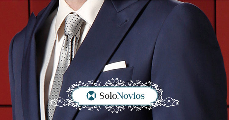 Cómo elegir el traje de ceremonia del padrino | Solonovios
