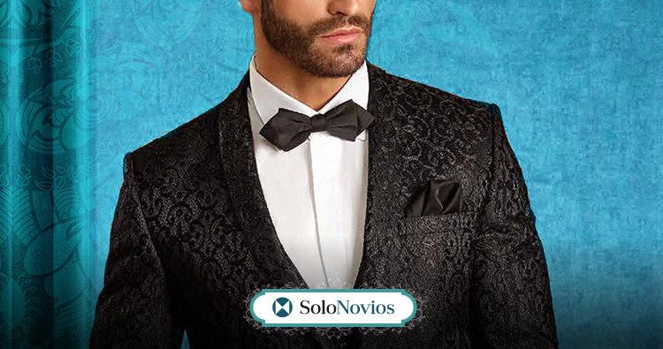 ¿Cómo elegir traje de novio?