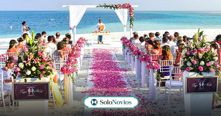 Contratar a un wedding planner en la boda. ¿Por qué es recomendable hacerlo?