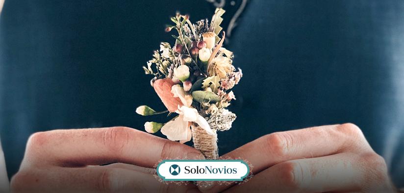 Flores para hombres