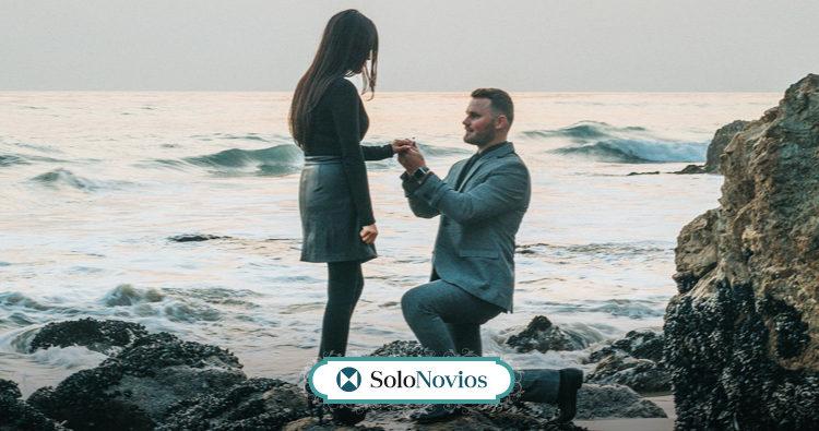 """Pedida de matrimonio original: un """"sí, quiero"""" inolvidable"""